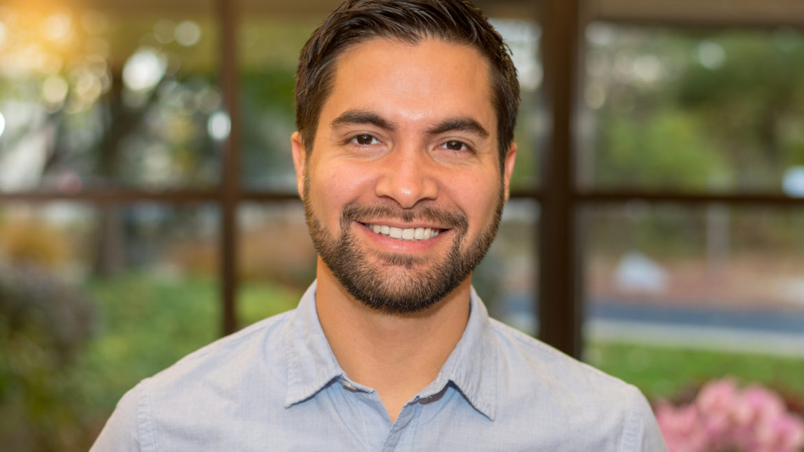 Get Connected with Marketing Content Manager, Esteban Camargo