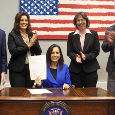 Superbia, America's First LGBTQ Credit Union, Signs Its Charter
