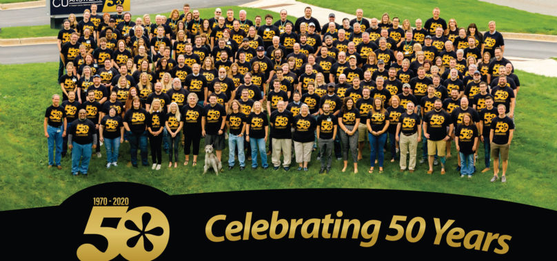 CUSO Turns 50: Celebrating CU*Answers