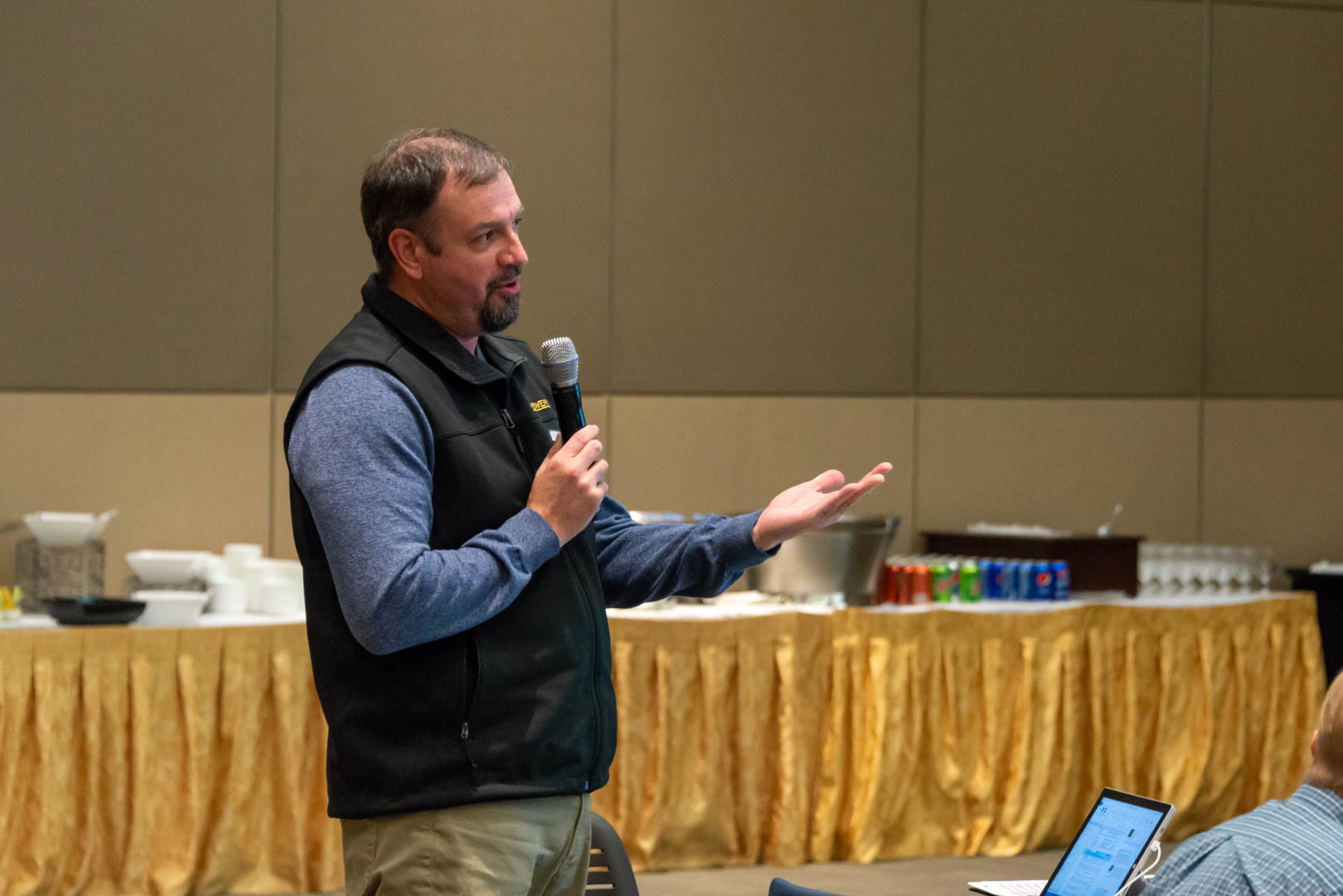 Brian Maurer, EVP of Programming for CU*Answers, gives an update on software development.