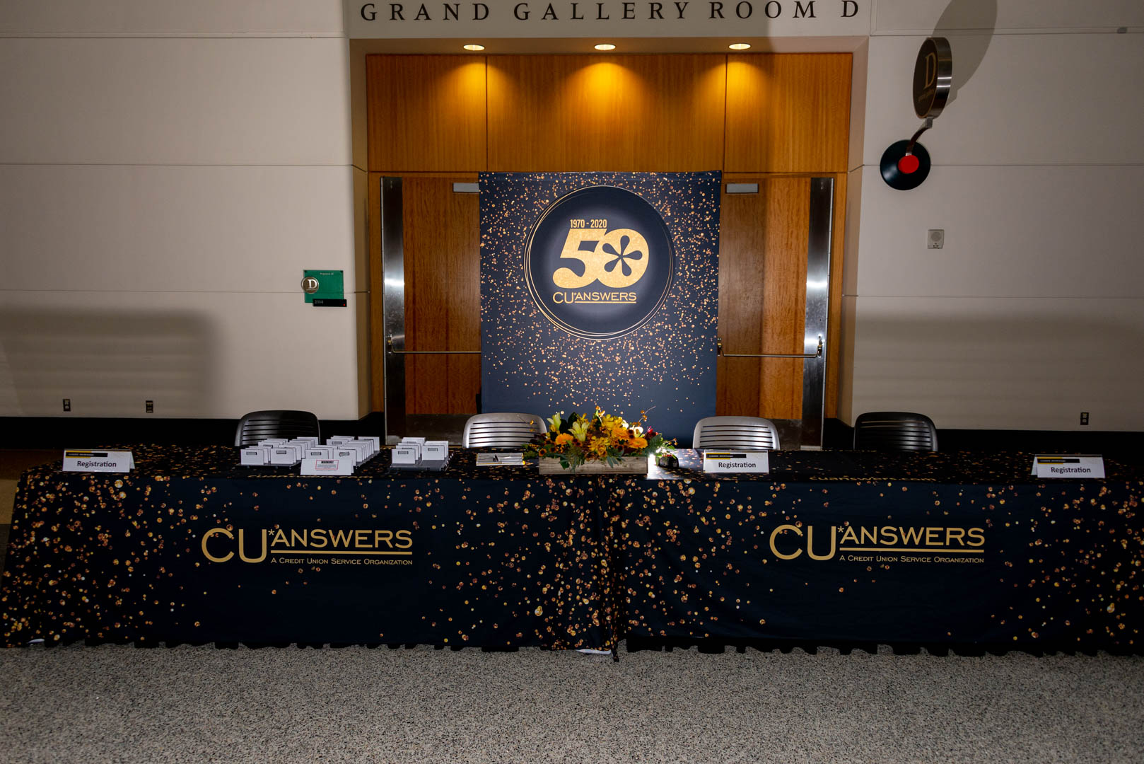 CU*Answers kicked off its 50th Anniversary celebration with the 2019 CEO Strategies event.