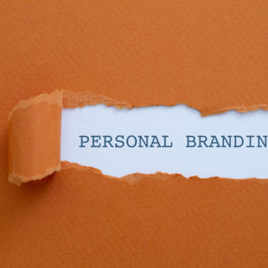 A Journey in Personal Branding