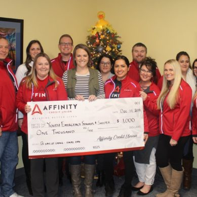 Why We Build Our Capital: Spotlight on Affinity Credit Union