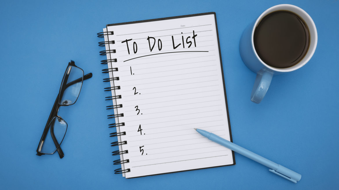 "Things On Your ""To Do"" List You Wish You Had Done"