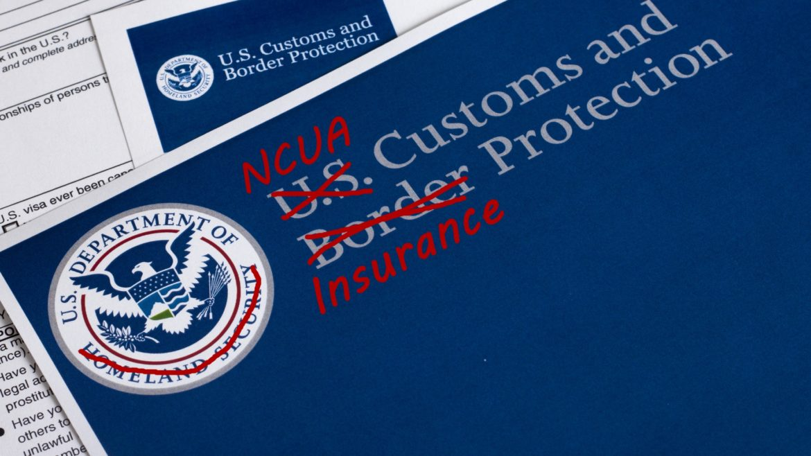 When It Comes to Changing Insurance, the NCUA Should Be a Simple Vendor, Not a Customs Agent