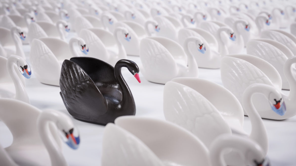 How to Manage a Black Swan Event
