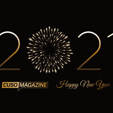 Happy New Year from the Editors