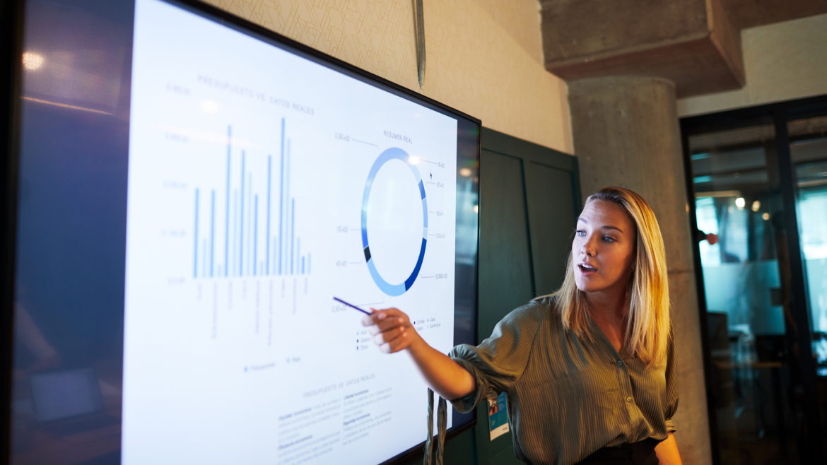 Make It Or Break It: How to Use Charts to Communicate Your Message