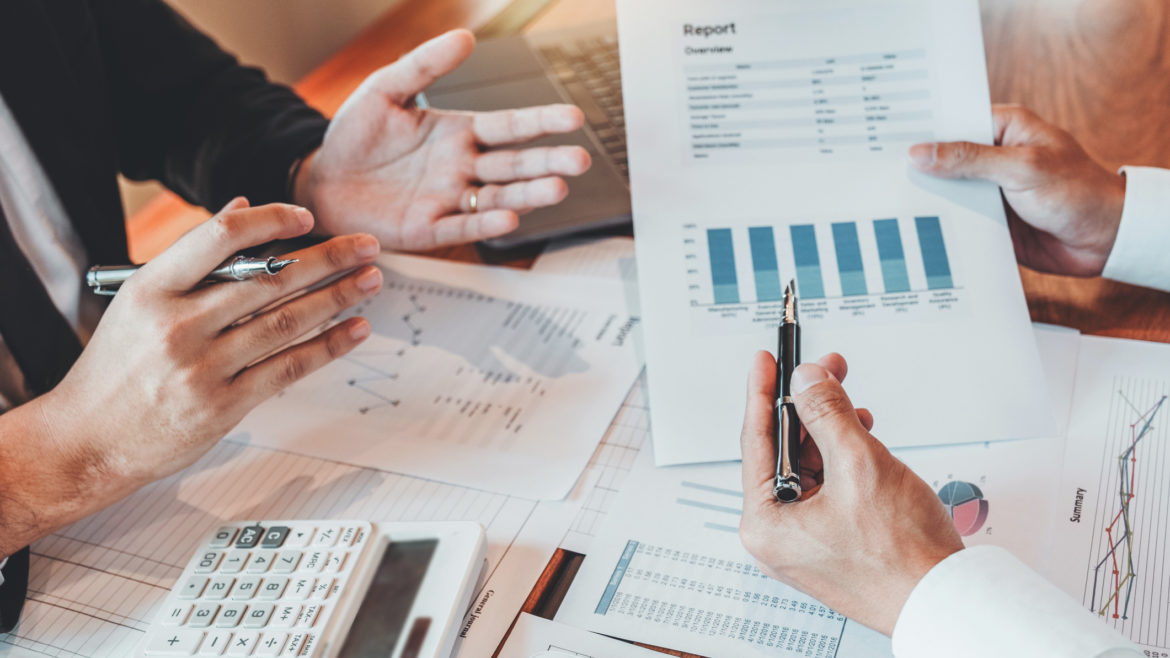 The Key to Finance Variance Reporting