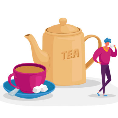 Tea Time with Tony: Accordions…Good for Polka, Bad for Website User Experience