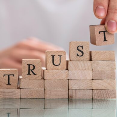 Executives on Leadership: How to Build Trust